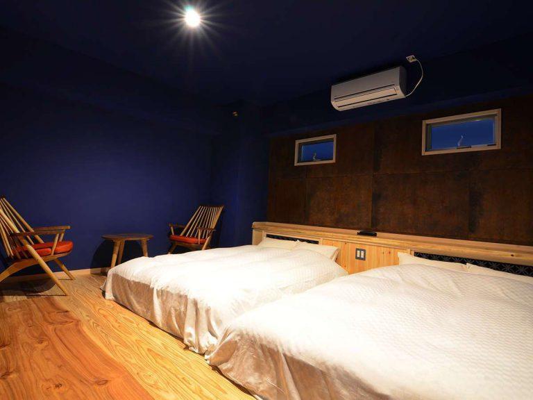 神器 寝室